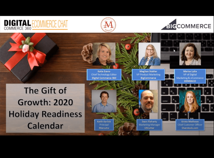 The Gift of Growth: 2020 Holiday Readiness Calendar feature image