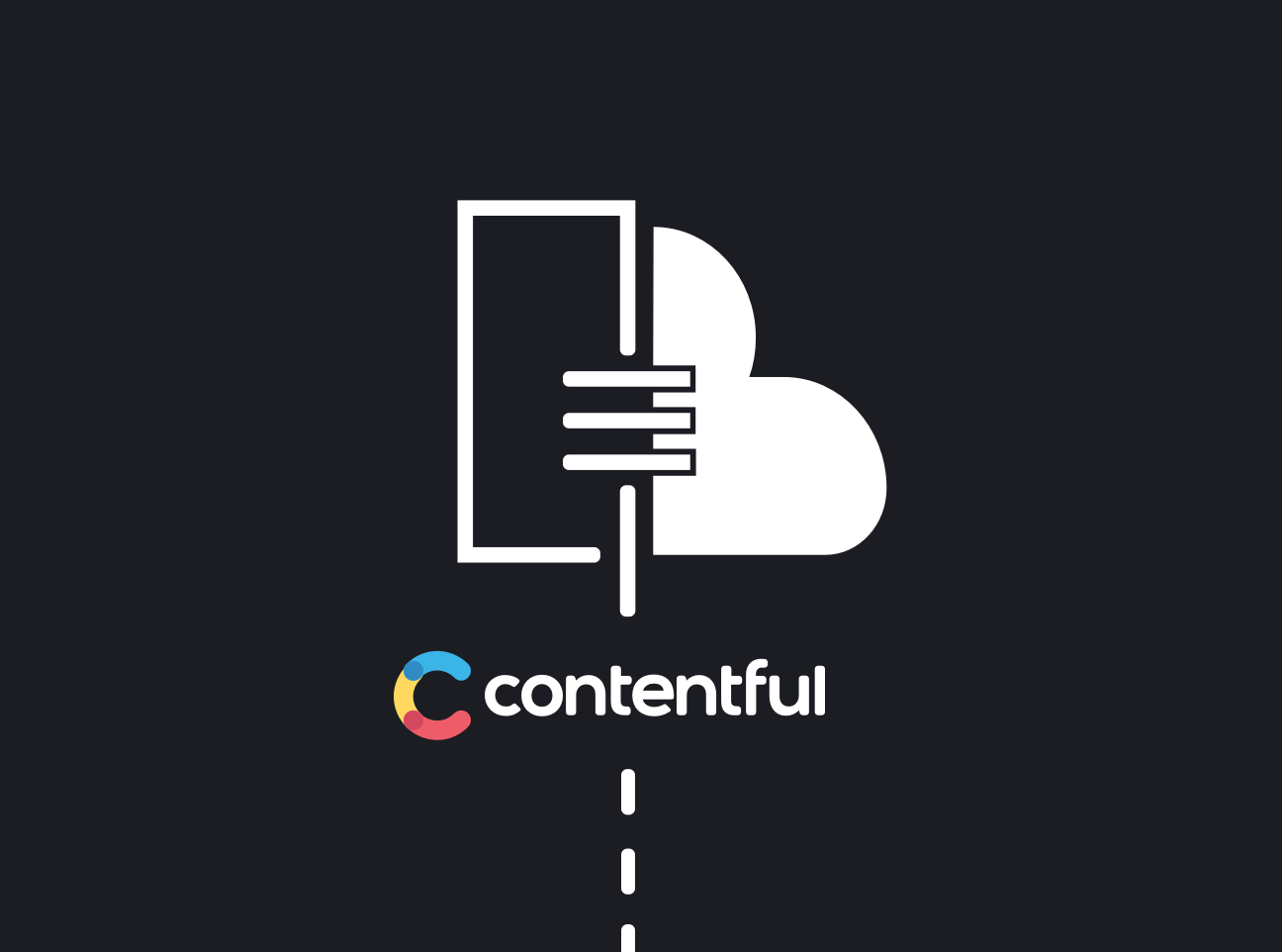 Contentful: Using reverse headless as an approach to headless feature image